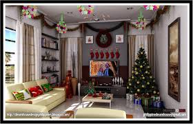 Christmas Decorating Home Awesome Living Room Christmas Decorations Pics Decoration Ideas