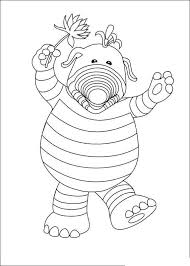 fimbles coloring pages coloring pages kids