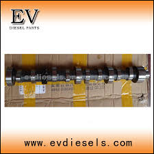 truck engine spare parts 6he1t 6he1 camshaft isuzu oem number