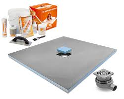 wet room shower tray kit all sizes in this listing full install