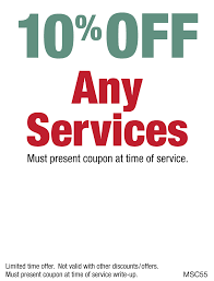 lexus service coupons fast and friendly full service oil change white lake michigan