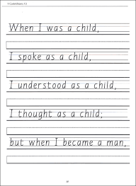 italic handwriting worksheets worksheets