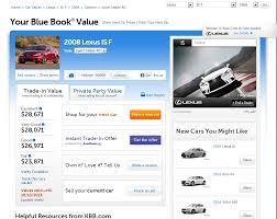 lexus isf kbb let u0027s talk resale value of the 08 09 u0027s clublexus lexus forum