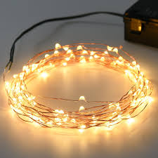 Starry String Lights On Copper Wire by 120 Led Outdoor Indoor Starry String Lights For Festival Gardens