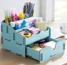 Desk Organizer Diy Diy Office Supplies Crafthubs For The Office Pinterest