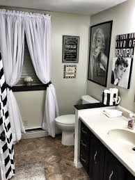 old hollywood powder room made by me pinterest powder
