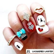 the alice nail art blog alice and disney nails
