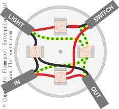 electrical light switch wiring diagram carlplant