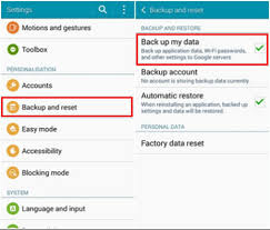 how to backup an android phone back up android data with easy steps