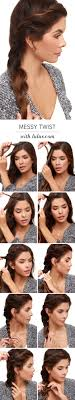 step by step twist hairstyles 50 pretty hairstyles to experiment with at home