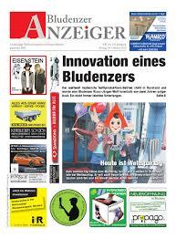 Esszimmer St Le F Schwergewichtige Bludenzer Anzeiger 44 By Regionalzeitungs Gmbh Issuu