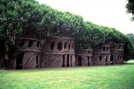 The Origami Inspired Folding Bamboo House Inhabitat Sustainable Design Innovation Eco - 7 best willow art homes images on pinterest art illustrations