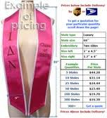 cheap graduation stoles graduation stoles custom sashes quality bulk orders