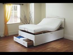double adjustable bed frame and mattress ideas youtube