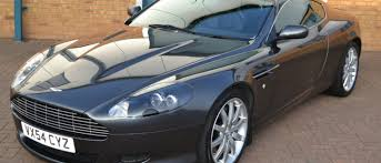 used aston martin a used aston martin db9 is a gorgeous v12 gt from just 30k