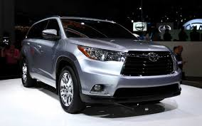 toyota suv cars toyota highlander 2017 refresh wallpaper engine carstuneup