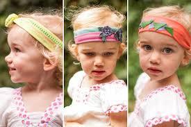 how to make baby headband 3 ways to make baby headbands brit co