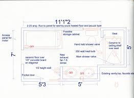 Floor Plan Bathroom Symbols by Ada Compliant Bathroom Layout
