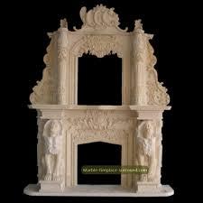 vintage fireplace mantel custom u0026 design vintage marble fireplace