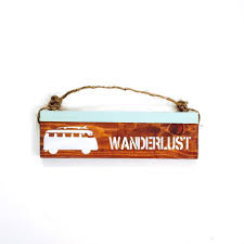 wanderlust sign travel anthropologie urban outfitters