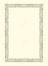 vintage photo frame ornamental vector in seventeenth century