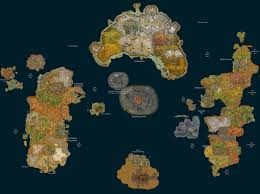 Huge World Map by What Does The Map Actually Look Like Now