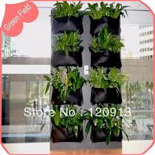 free shipping mini flower pot hanging garden pot living wall