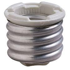 westinghouse socket adapter for mogul to medium base 2240600 the