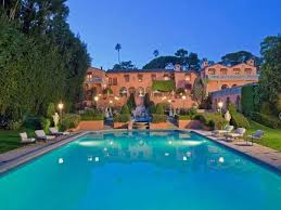 rent for a day hearst mansion renting for 600k a month business insider