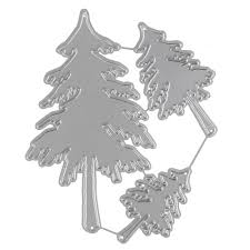 greeting card 83 100mm merry christmas cutting dies stencils for