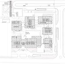Studio Floor L Gallery Of Taiyuan Southern Station West Plaza As Architecture