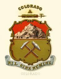 Colorado Flags At Half Mast Seal Of Colorado Wikipedia