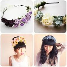 headband flower headbands are a trend at the moment try this easy diy at