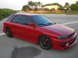 subaru impreza hatchback modified 1993 subaru impreza hatchback news reviews msrp ratings with
