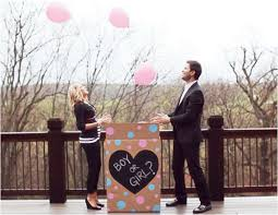 gender reveal balloons ideas to add to your gender reveal party