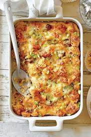 cooking light breakfast casserole 30 easy breakfasts fit for a crowd southern living