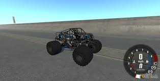 bigfoot monster truck games monster truck for beamng drive