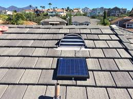 solar attic fans the original solar attic fan by sunrise solar inc