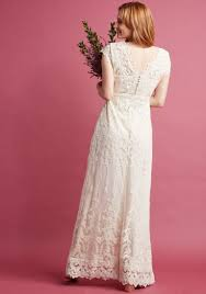 maxi dress for wedding memorable matrimony maxi dress in ivory modcloth