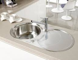 round stainless steel kitchen sink single bowl kitchen sink stainless steel round with