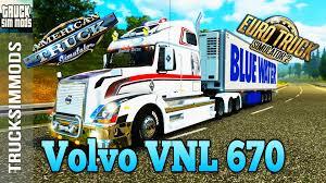 2016 volvo 880 volvo vnl for american truck simulator
