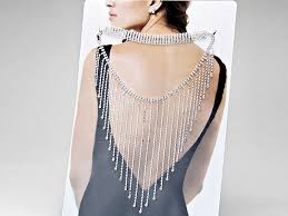 back drop necklace images Jeweled backdrop necklace jewel addicts jpg