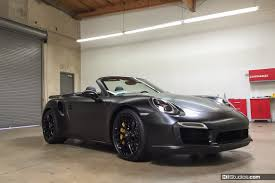 porsche vinyl porsche car wraps for color and protection ki studios