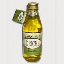 Minyak Zaitun Untuk Memanjangkan Rambut jual minyak zaitun le riche 300 ml olive di lapak emirate store