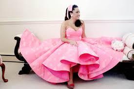 katy perry wedding dress a pink flamingo themed wedding bespoke wedding