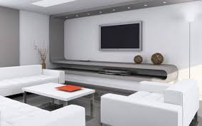 high tech style interior design ideas