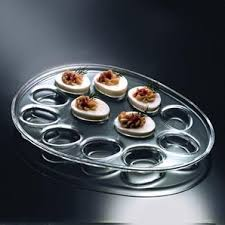 deviled egg tray with lid barrel studio axtell deviled egg tray with snap on lid