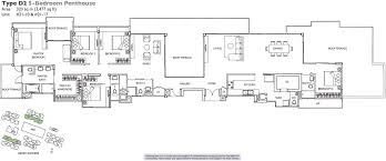 One Shenton Floor Plan The Esta Floor Plans