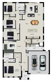 Dual Occupancy Floor Plans Home Designs Bawa Builders