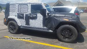 jeep wrangler forum generation jeep wrangler arriving at the end of 2017 diesel